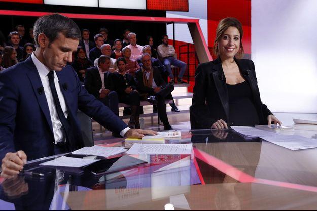 Plus de 10 millions de téléspectateurs regardaient France 2 à 20 heures, au moment de l'annonce des résultats du premier tour de l'élection présidentielle.