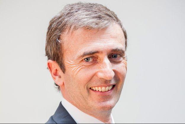 Brice Teinturier, directeur général délégué d'Ipsos France.