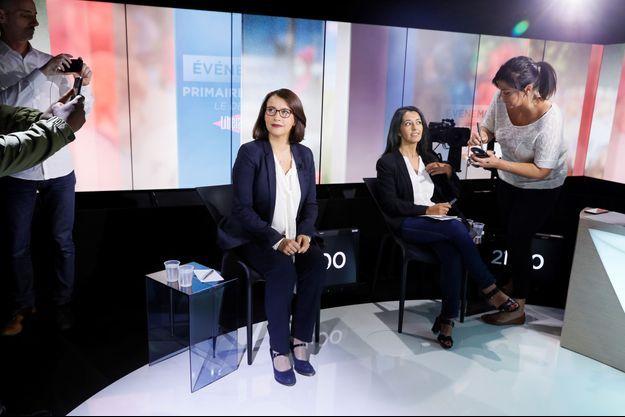 Cécile Duflot a concentré sur elle les piques des autres candidats.