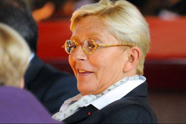 Isabelle Balkany en 2009.