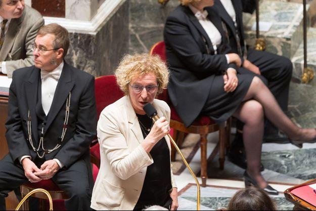 Muriel Pénicaud à l'Assemblée nationale le 29 octobre dernier (photo d'illustration).