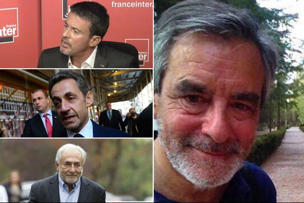 François Fillon et Manuel Valls ont affiché ces derniers jours une barbe de quelques jours.