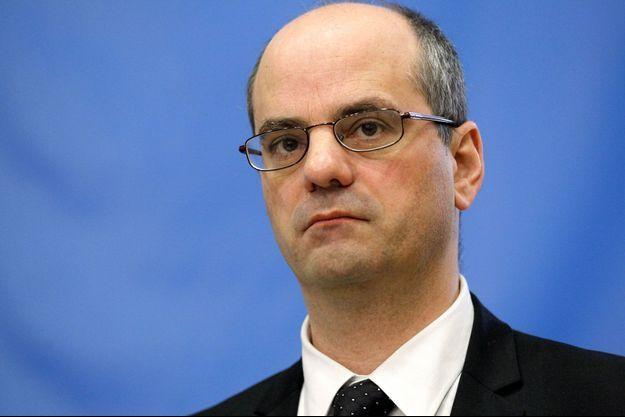 Jean-Michel Blanquer en 2012.
