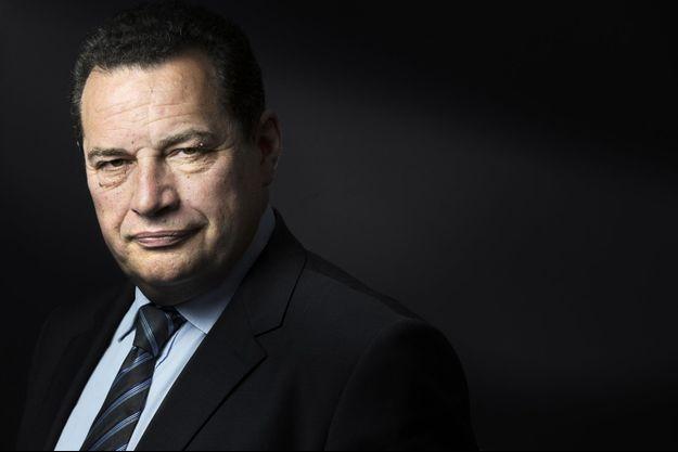 Jean-Frédéric Poisson en mai 2016.