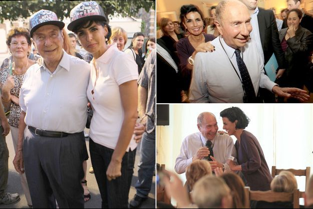 Rachida Dati et Serge Dassault, près de 20 ans d'amitié.