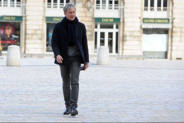Laurent Hénart en mars dernier.