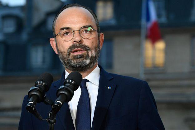 Le Premier ministre Edouard Philippe sera l'invité du 20 heures de TF1 mercredi.