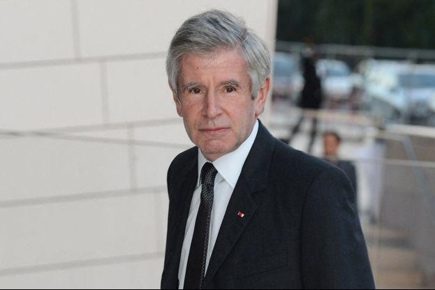 Alain Minc, ici en 2014 à Paris