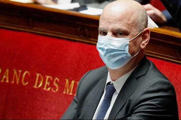 Jean-Michel Blanquer, ici à l'Assemblée nationale le 12 janvier.