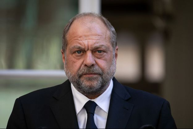 Le ministre de la Justice, Eric Dupond-Moretti.