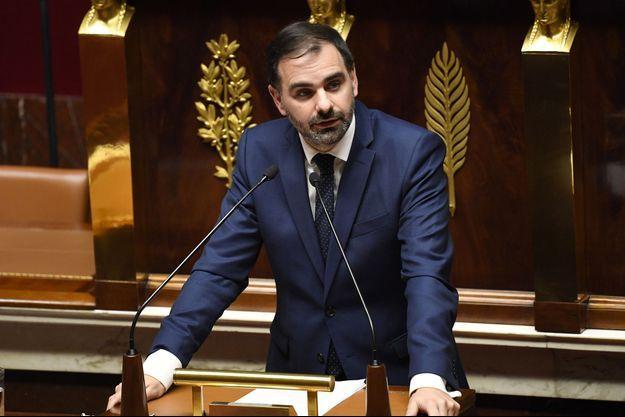 Le député du Val-de-Marne Laurent Saint-Martin sera la tête de liste LREM.