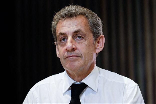 Nicolas Sarkozy ici en juillet 2019.