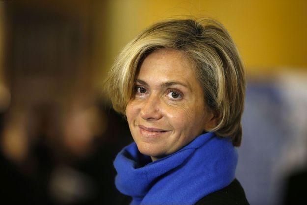 Valérie Pécresse le 18 novembre dernier.