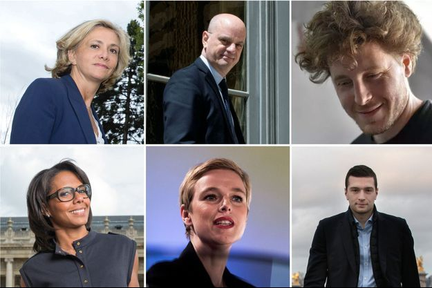 Valérie Pécresse, Jean-Michel Blanquer, Julien Bayou, Audrey Pulvar, Clémentine Autain, Jordan Bardella