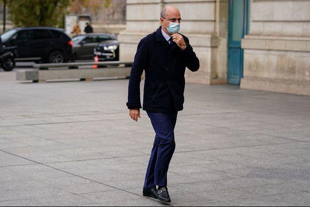 Jean-Michel Blanquer, ici début décembre à Paris.