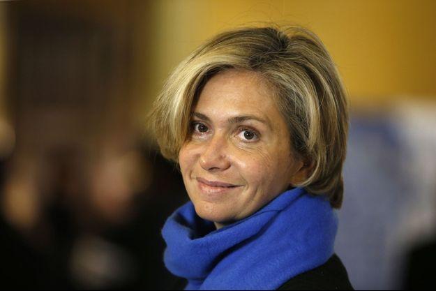 Valérie Pécresse en novembre 2014.