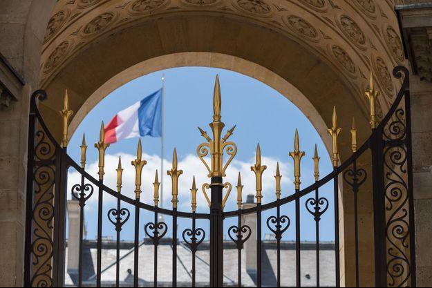 Palais de l'Elysée, image d'illustration