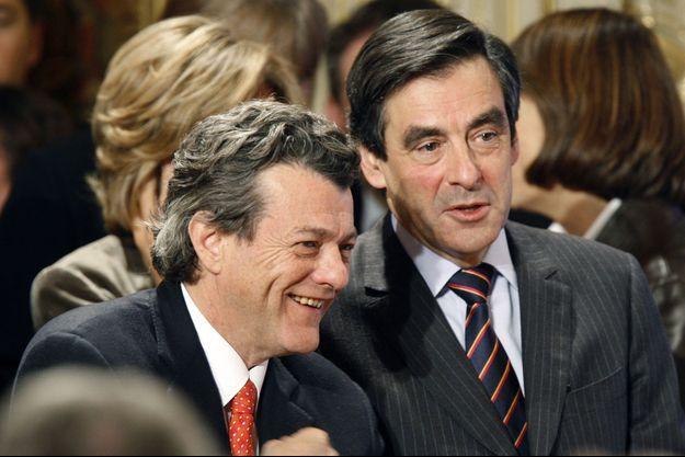 Pour Fillon, le départ de Borloo va créer «un manque au sein de la droite».