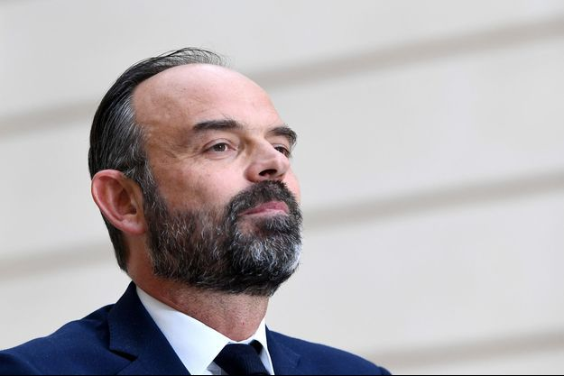 Edouard Philippe à l'Elysée le 27 novembre 2019.