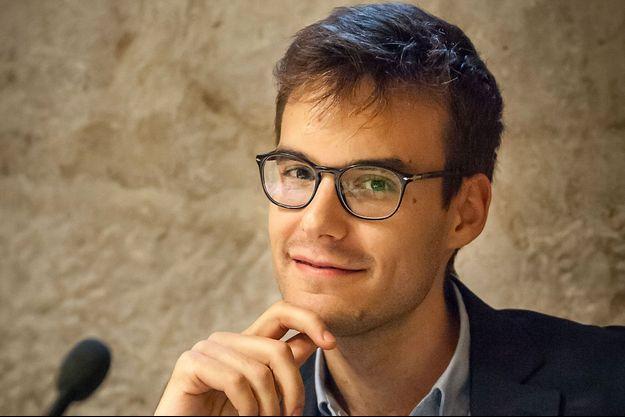 """Robin Rivaton est l'auteur de """"La France est prête... Nous avons déjà changé""""."""