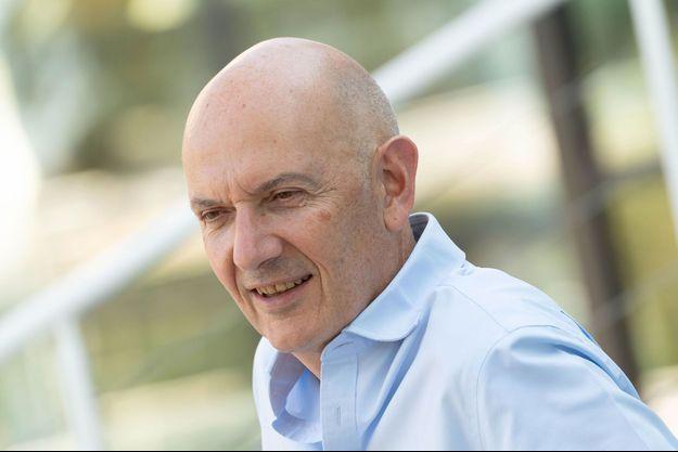 Roland Lescure aux journées parlementaires de LREM, le 6 septembre.