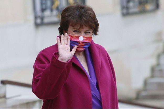 Roselyne Bachelot, ici à l'Elysée le 3 février.