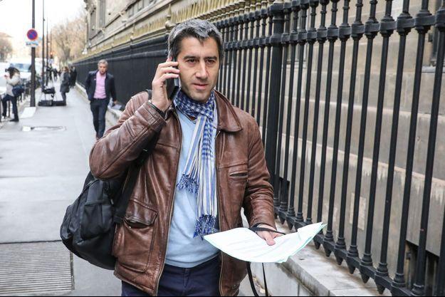 Le député LFI François Ruffin à Paris en décembre dernier.