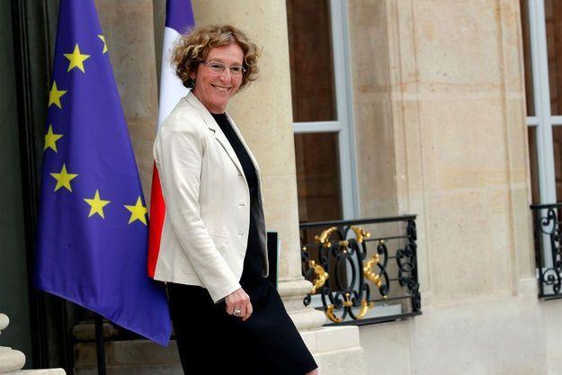 La ministre du Travail Muriel Pénicaud.
