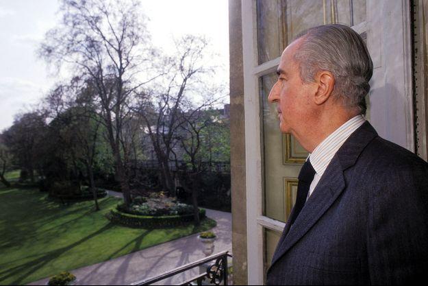 Edouard Balladur en 1993.