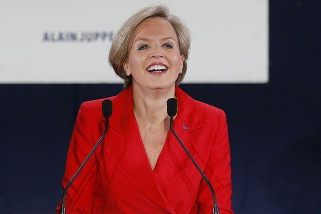 Virginie Calmels, en novembre 2016.