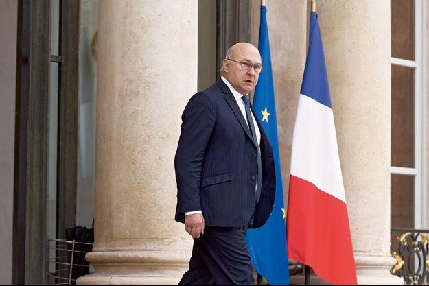 Michel Sapin.