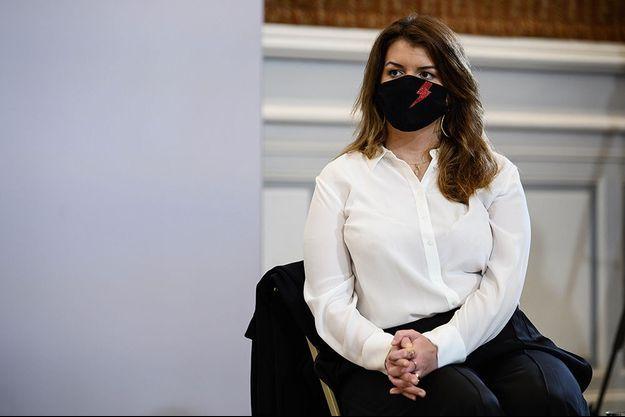Marlène Schiappa le 1er février 2021.