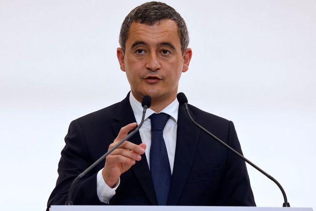 Gérald Darmanin le 4 novembre 2020.