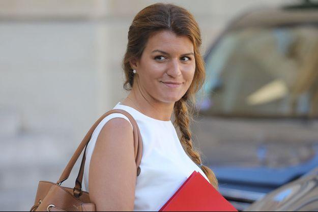 Marlène Schiappa, ici mi-septembre à Paris.