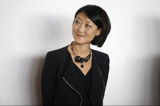 La ministre de la Culture présente son projet à l'Assemblée nationale, le 28 septembre.