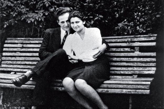 Antoine et Simone Veil.