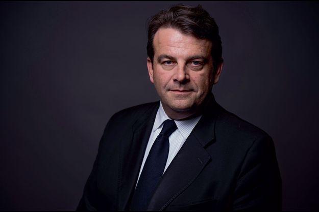 Le député (Les Républicains) des Hauts-de-Seine, Thierry Solère.
