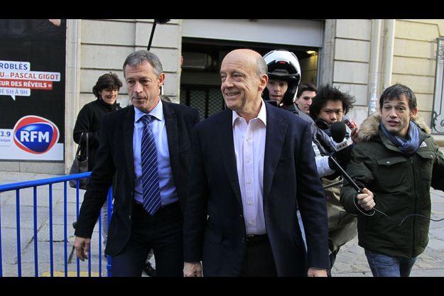 Alain Juppé, le 27 novembre dernier.
