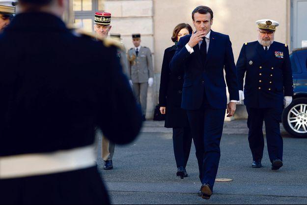 Le président de la République dégringole de 9 places, passant en un mois du 8e au 17e rang.