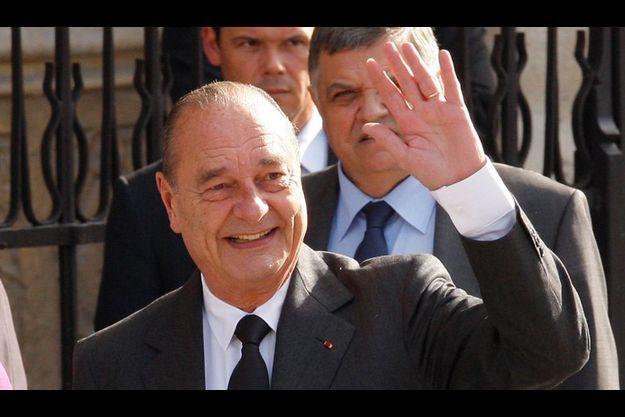 Jacques Chirac est actuellement la personnalité politique préférée des Français.