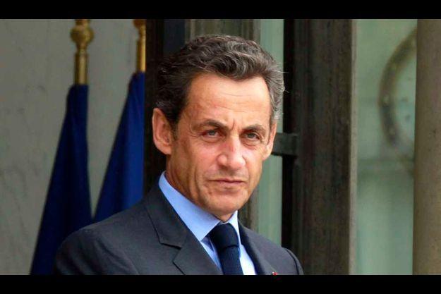 Nicolas Sarkozy fait face au désenchantement des Français.