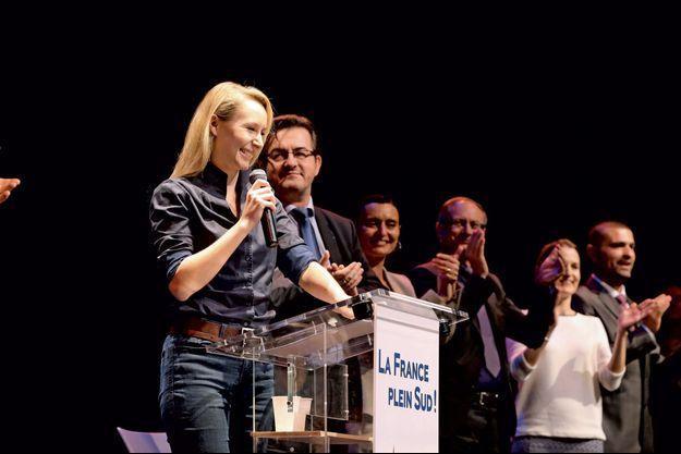 Marion Maréchal-Le Pen à Avignon, le 20 novembre.