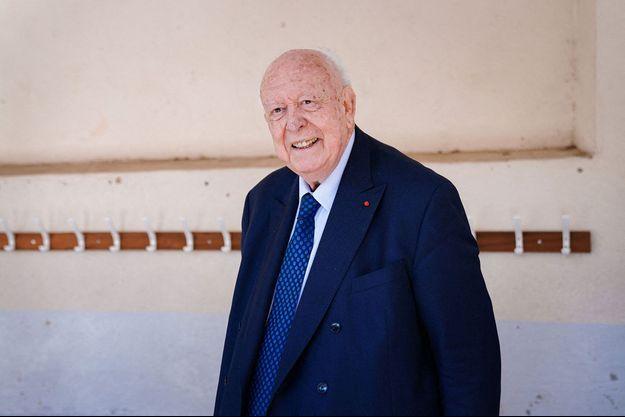 Jean-Claude Gaudin.
