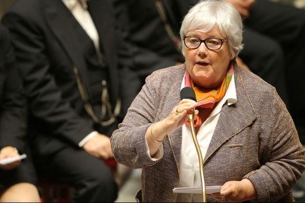 Jacqueline Gourault, à l'Assemblée nationale en septembre.