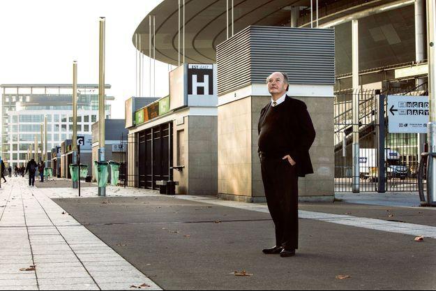 Blessé au Stade de France le 13 novembre 2015, Paul-Henri Baure, 67 ans, a repris le travail : il a assuré la sécurité du match le 10 novembre.