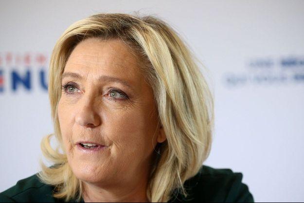 Et si une primaire à l'extrême droite ? Tribune-de-militaires-Marine-Le-Pen-deplore-la-fermete-du-gouvernement-a-leur-egard