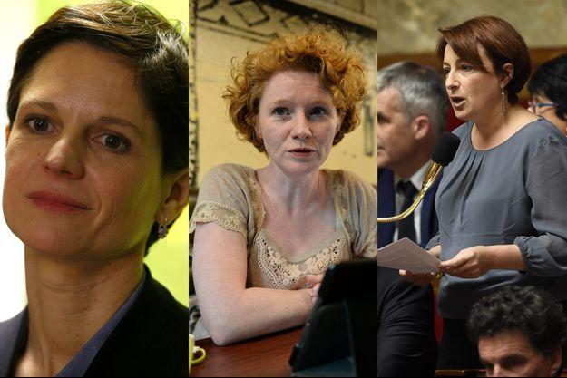 Sandrine Rousseau, Elen Debost et Isabelle Attard accusent Denis Baupin.