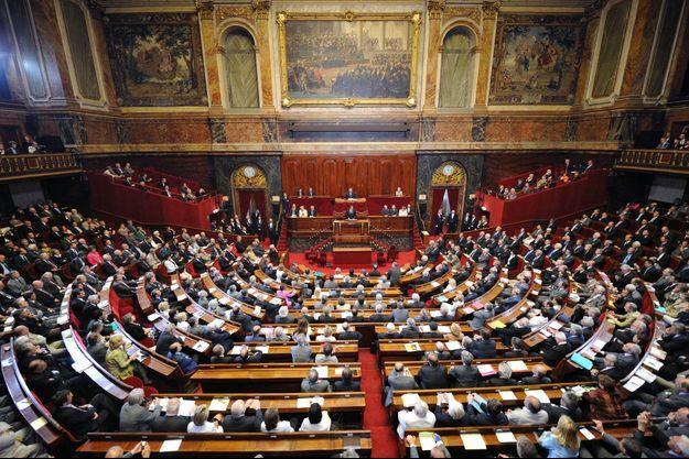22 juin 2009, la dernière fois que le Parlement s'est réuni en Congrès à Versailles.