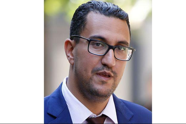 M'jid El Guerrab, ici à l'Assemblée fin juin.