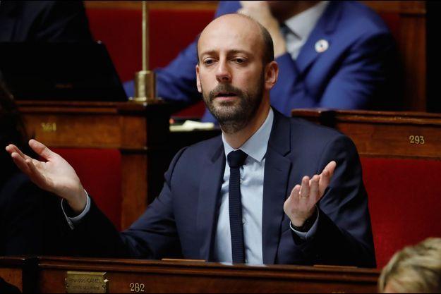 Stanislas Guerini, député de Paris à l'Assemblée nationale.